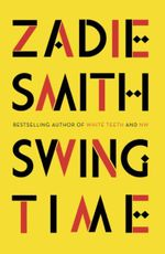 Couverture Swing Time