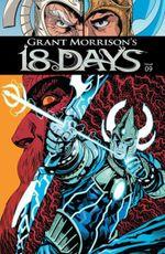Couverture Grant Morrison's 18 Days #9