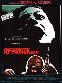 Affiche Incidents de parcours