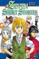 Couverture Seven short stories