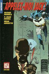Couverture Appelez-moi Jack ! - Batman : Gotham by Gaslight #1