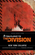 Couverture Tom Clancy's The Division : New York Collapse