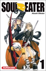 Couverture Soul Eater, tome 1