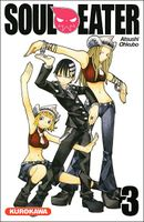 Couverture Soul Eater, tome 3