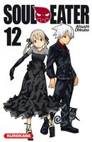Couverture Soul Eater, tome 12