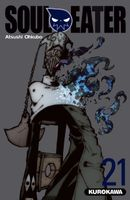 Couverture Soul Eater, tome 21