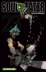 Couverture Soul Eater, tome 23