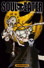 Couverture Soul Eater, tome 24