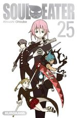 Couverture Soul Eater, tome 25