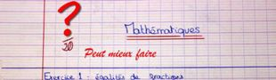 Cover 2, mes notes en maths, mais version films