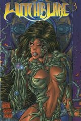 Couverture Witchblade, tome 3