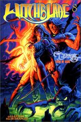 Couverture Witchblade, tome 8