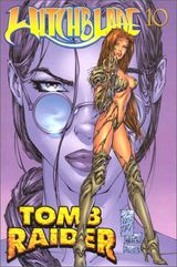 Couverture Witchblade, tome 10