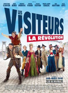 Affiche Les Visiteurs : La Révolution