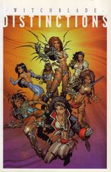 Couverture Witchblade Distinctions - Tales of the Witchblade