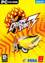 Jaquette Crazy Taxi 3 : High Roller