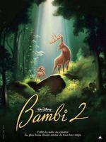 Affiche Bambi 2 : Le Prince de la forêt