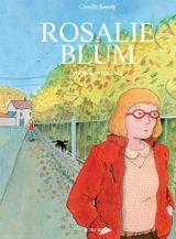 Couverture Rosalie Blum : Intégrale