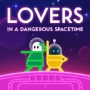 Jaquette Lovers in a Dangerous Spacetime