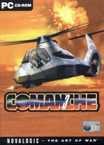 Jaquette Comanche 3
