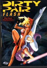 Affiche Dirty Pair Flash