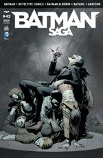 Couverture Batman Saga, Tome 42