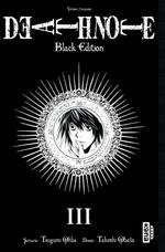 Couverture Death Note (Black Edition), tome 3
