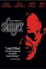 Affiche Slayer