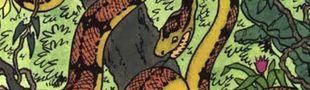 Cover Top 15 Bandes Dessinées de Serpent