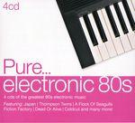 Pochette Pure… Electronic 80s
