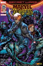 Couverture Chasseurs - Secret Wars : Marvel Zombies, tome 3