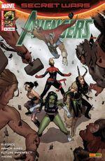 Couverture Trahison - Secret Wars : Avengers, tome 3