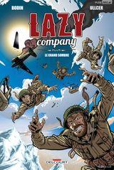 Couverture Le Grand Sombre - Lazy Company, tome 1