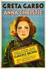 Affiche Anna Christie