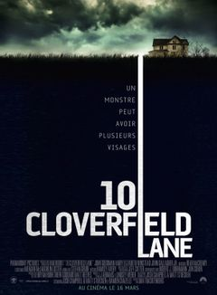 Affiche 10 Cloverfield Lane