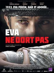 Affiche Eva ne dort pas