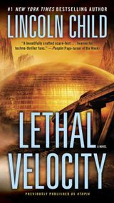 Couverture Lethal Velocity (Previously published as Utopia)