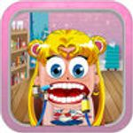 Jaquette Dentist Game For: Sailor Moon Version