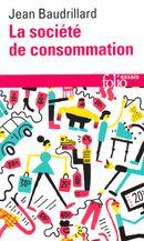 Couverture La Société de consommation