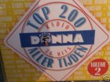 Pochette Donna's Top 200 Aller Tijden, Volume 2