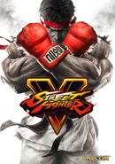 Jaquette Street Fighter V