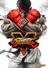 Jaquette Street Fighter V