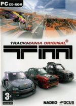 Jaquette Trackmania Original