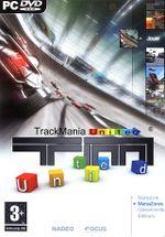 Jaquette TrackMania United