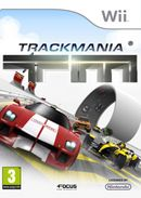 Jaquette TrackMania Wii