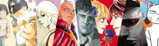 Cover Les meilleurs mangas de 2016