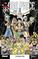 Couverture L'Icône du mal - One Piece, tome 78