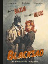 Couverture Blacksad : Les Dessous de l'enquête