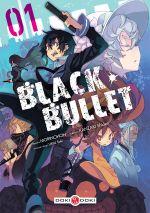 Couverture Black Bullet, tome 1