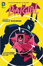 Couverture Batgirl, tome 2